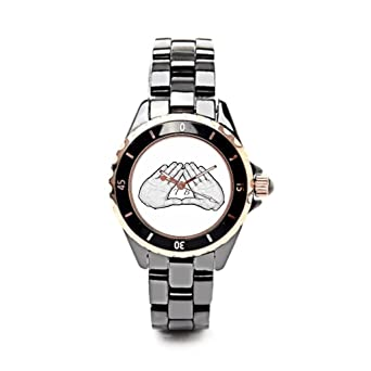 Amazon.com: Ceramic Ladies Watch Brotha Ceramica Watches ...