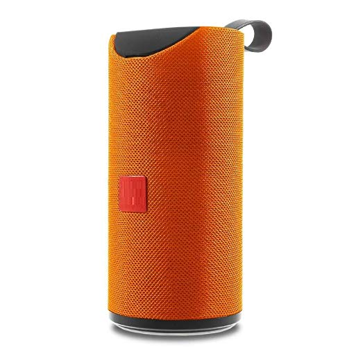 Sprinto TG113 Wireless Portable Bluetooth Speaker Support USB/Aux/FM & Sd Card Slot Compatilbe with All Devices
