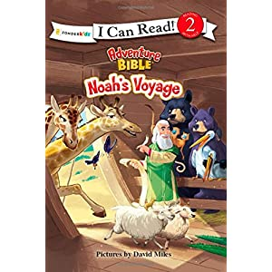 Noah's Voyage (I Can Read! / Adventure Bible)