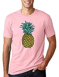 Trendy Tropical Pineapple | Mens Fashion Tee Graphic T-Shirt