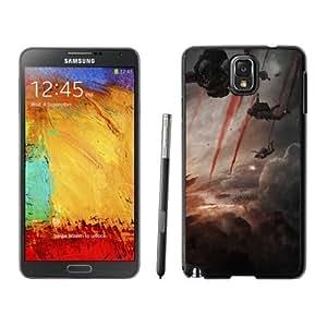 Beautiful Custom Designed Cover Case For Samsung Galaxy Note 3 N900A N900V N900P N900T With Godzilla 2014 Movie Phone Case WANGJING JINDA