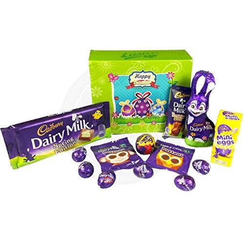 Cadbury Easter Treats Box By Moreton Gifts