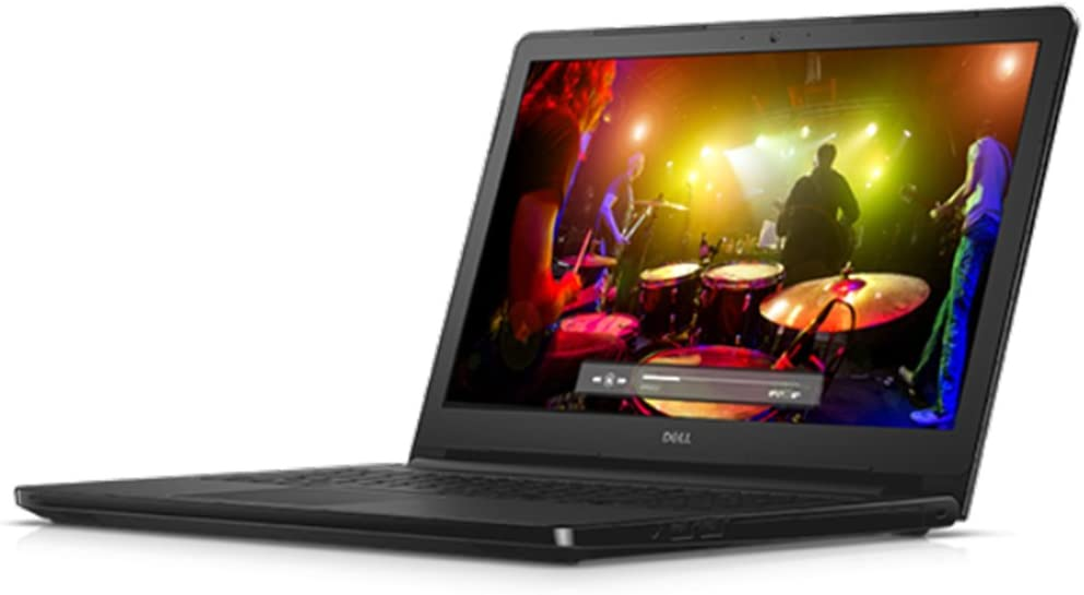 Dell Inspiron 15.6-inch HD Laptop: Intel Core i5-7200U, 8GB DDR4 RAM, 1TB HDD, SuperMulti DVD, 802.11ac, Bluetooth, Windows 10 Professional