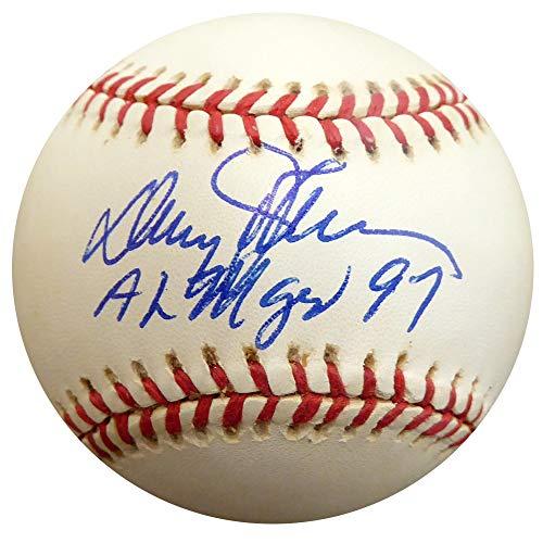 Davey Johnson Autographed Official AL Baseball Baltimore Orioles