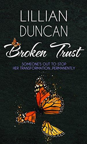 book cover of Broken Trust
