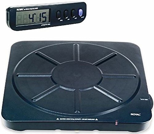 (Royal Shipping Scale with Wireless Remote Display, 100-lbs (EX100W))