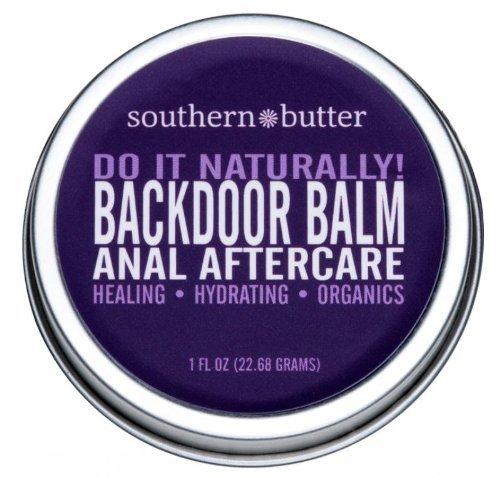 Sierra Sage Organics Backdoor Balm, 1 Fluid Ounce