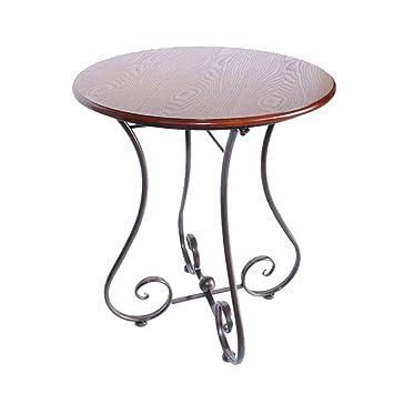 Petite Table Ronde En Fer Forge Creative Petite Table Basse De