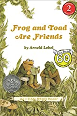 Frog and Toad are Friends (I Can Read Level 2) Paperback