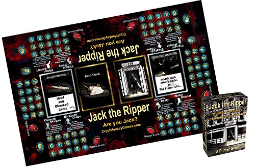 Jack the Ripper Game Set