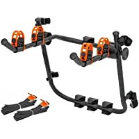 Suporte Transbike Refactor Para 2 Bikes MTB Speed - Preto