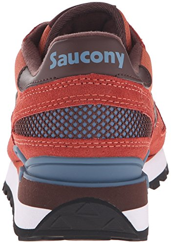 Saucony Shadow Original, Color: Rust, Size: 40.5 EU (10 US / 8 UK)
