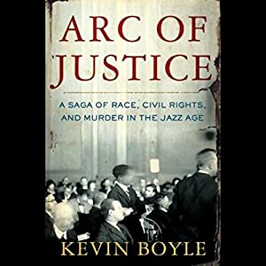 Arc of Justice Audiobook