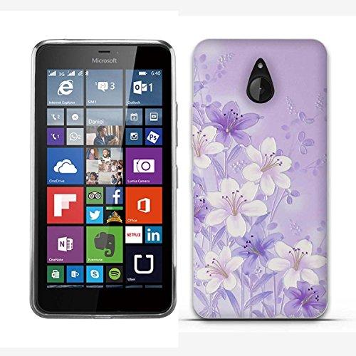 TPU Thin Clear Case for Nokia Lumia 640XL (Clear) - 5