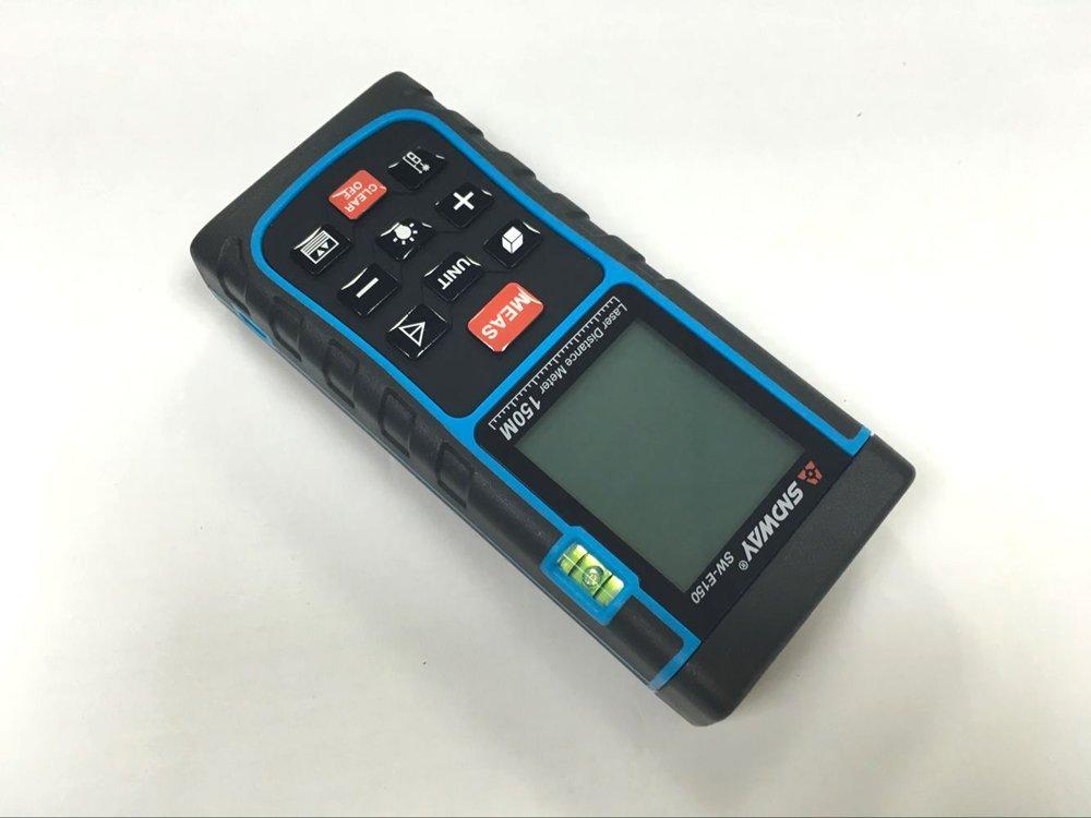 Kaleas Profi Laser Entfernungsmesser Ldm 500 60 Bedienungsanleitung : Styhomsun laser distanzmessgerät 150 mt entfernungsmesser