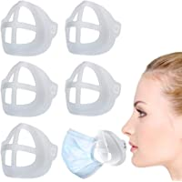 5 PCS Maskerbeugel -Beschermingsstandaard Nasaal Mask Pad Inner Support Bracket voor Meer Ademruimte, Voorkomen dat Make…