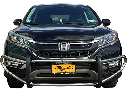 2014 honda crv bumper guards - 6