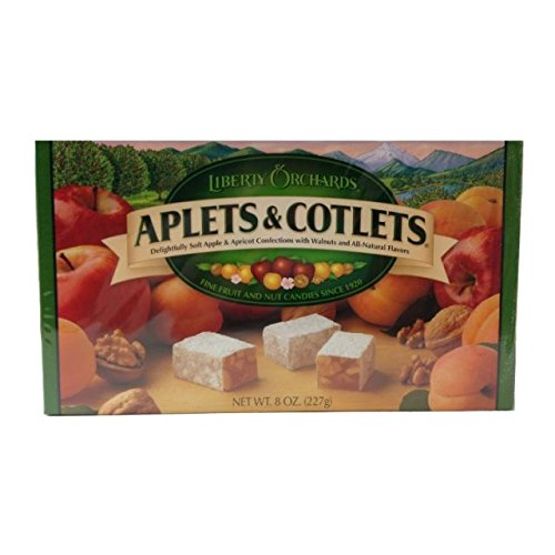 Aplets Cotlets 8 oz Gift Box product image