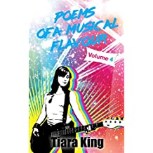 Poems Of A Musical Flavour: Volume 4 (English Edition)