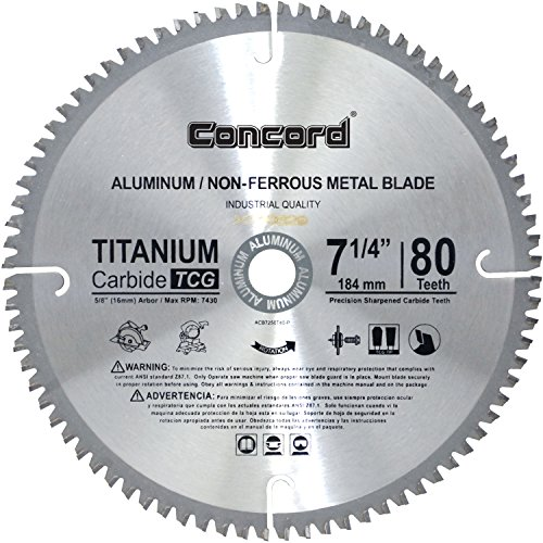 Top 10 recommendation ferrous metal cutting circular saw blade