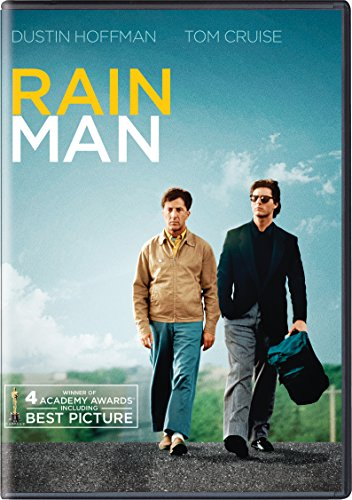 RAIN MAN (1988/DVD/SPECIAL EDITION/WS-1.85/16X9/ENG-FR-SP - 1988 Mint