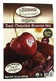 Namaste Foods Organic Dark Chocolate Brownie Mix -- 16 oz