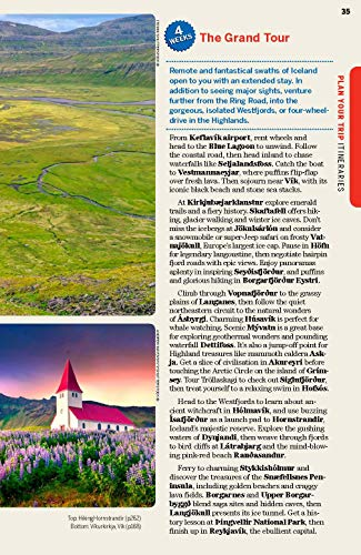 51UHlf7F6GL - Lonely Planet Iceland (Travel Guide)