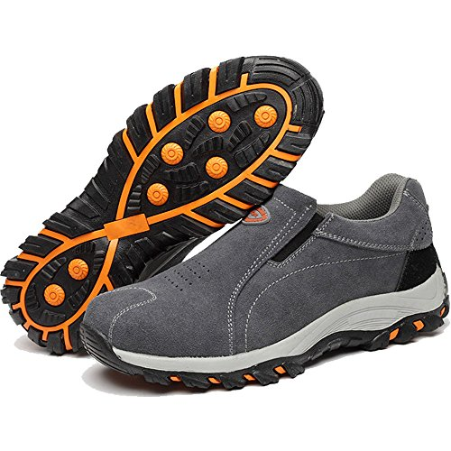 Pictures of Eclimb Women's Safety Work Shoes Steel- NQNV01* 3