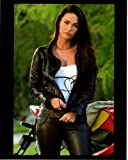MEGAN FOX signed autographed TRANSFORMERS MIKAELA BANES photo