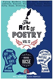 A study guide for the new edexcel igcse anthology non fiction for the art of poetry edexcel igcse volume 12 fandeluxe Images