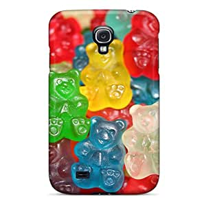 New Cute Funny Gummy Bear Case Cover/ Galaxy S4 Case Cover