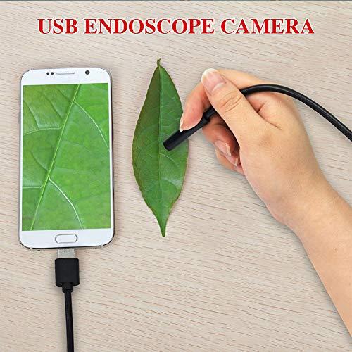 - Springdoit 5M 7MM Android Mobile Phone Endoscope Smart Phone Camera Endoscope (Snapshot Key OTG line)
