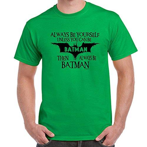 5000 Bat (Starlite-Mens Funny T Shirts-Always Be Batman-funny tshirts-funny gifts)