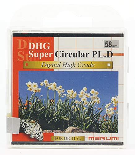 Marumi DHG Super Made in Japan Circular Polarizing Filter for Nikon AF-S Nikkor 35mm F1.8G ED