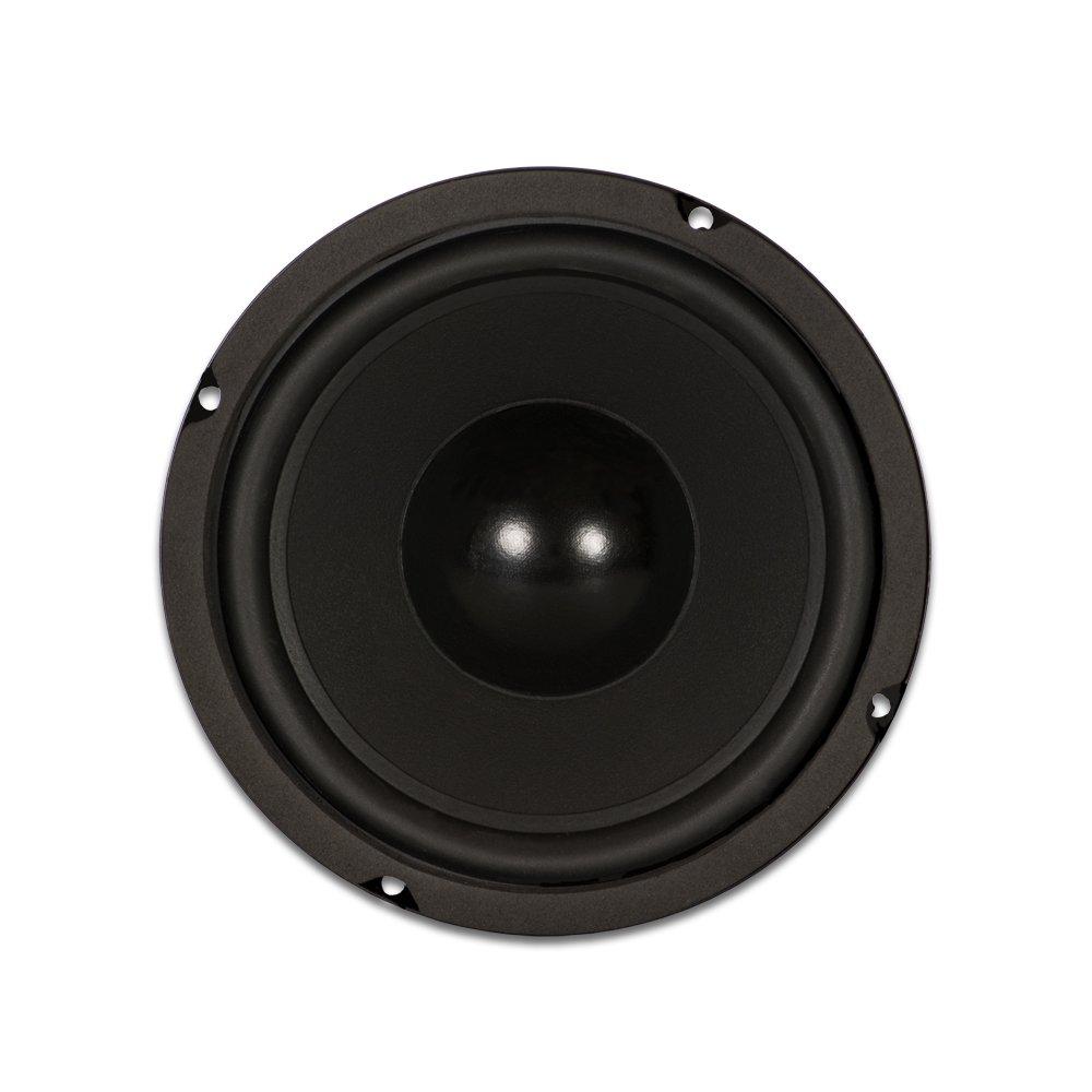 Goldwood Sound GW-6028 Rubber Surround 6.5 Woofer 170 Watts 8ohm Replacement Speaker