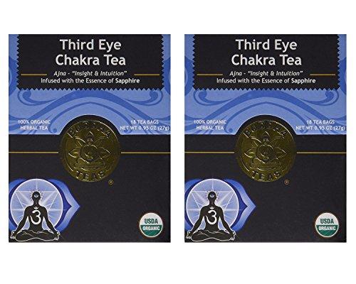Third Eye Chakra Tea Caffeine