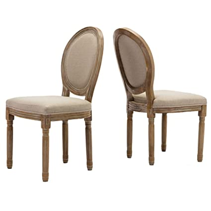 Image Unavailable Not Available For Color Farmhouse Dining Room Chairs French Distressed Bedroom With Round Back