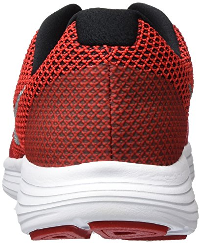 wht Nike 3 Shoes Red blck Revolution Slvr Rd Mens University Red Unvrsty Running Metallic OOw5aqrxH