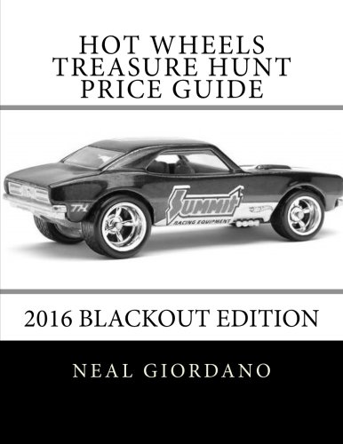Hot Wheels Treasure Hunt Price Guide: 2016 Blackout Edition