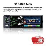 Hikity Single Din Car Stereo Touchscreen Car Radio