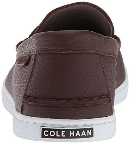 Cole Haan Mens Nantucket Mocassin Britannique Tan Cuir