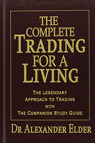 Amazon Lightning Deal 80% claimed: The Complete Trading for a Living: The Legendary Approach to Trading with the Companion Study Guide