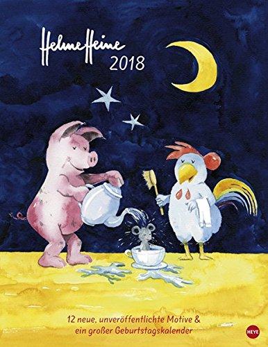 Helme Heine Edition - Kalender 2018