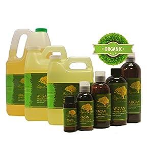 32 Fl.oz Premium Argan Oil Moroccan Skin Nail Health Care Moisturizer