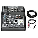 Behringer (502) XENYX 5-Channel Mixer w/ Pro Audio...