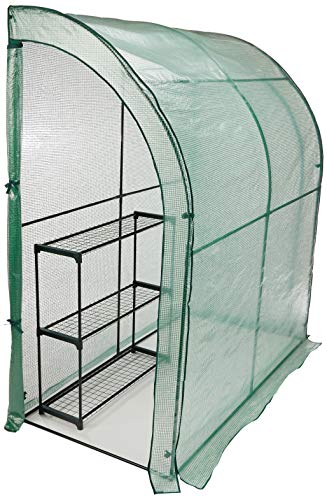 CoZ LeanTo Greenhouse Portable