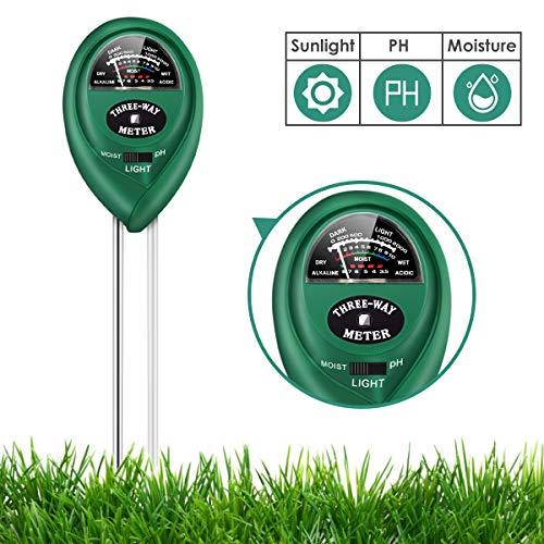 MUDSHI Green Soil Test
