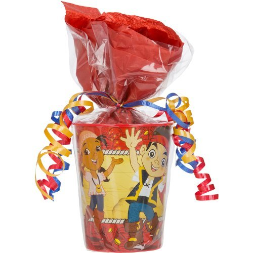Jake and the Neverland Pirates Party Supplies Pre-Filled Goodie Bag