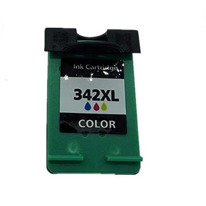 Cartuchos de Tinta remanufacturados para HP 336 342 XL HP336 HP342 ...