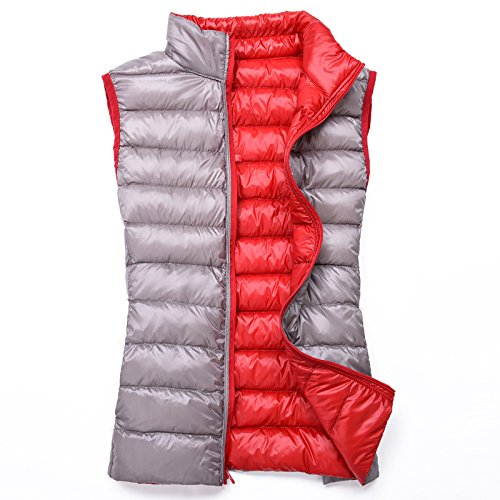 Was A Wear Thin Sided Winter Vest Xuanku Slim Jacket Vest Vest And Double Autumn Vest Down Portable Thin nTw8xIw